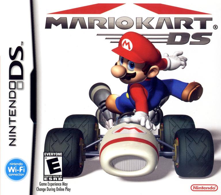 Mario Kart DS (Demo) DS coverHQ (A39E)