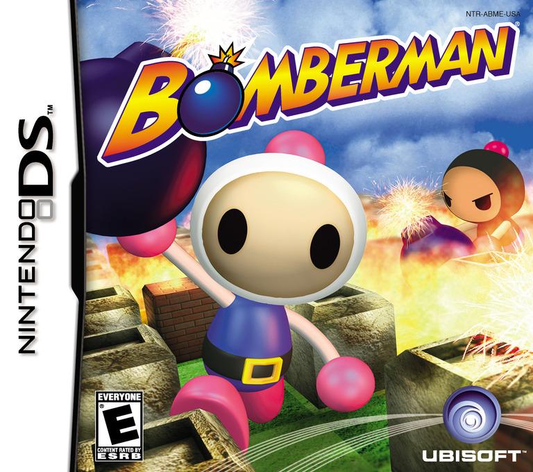 Bomberman DS coverHQ (ABME)