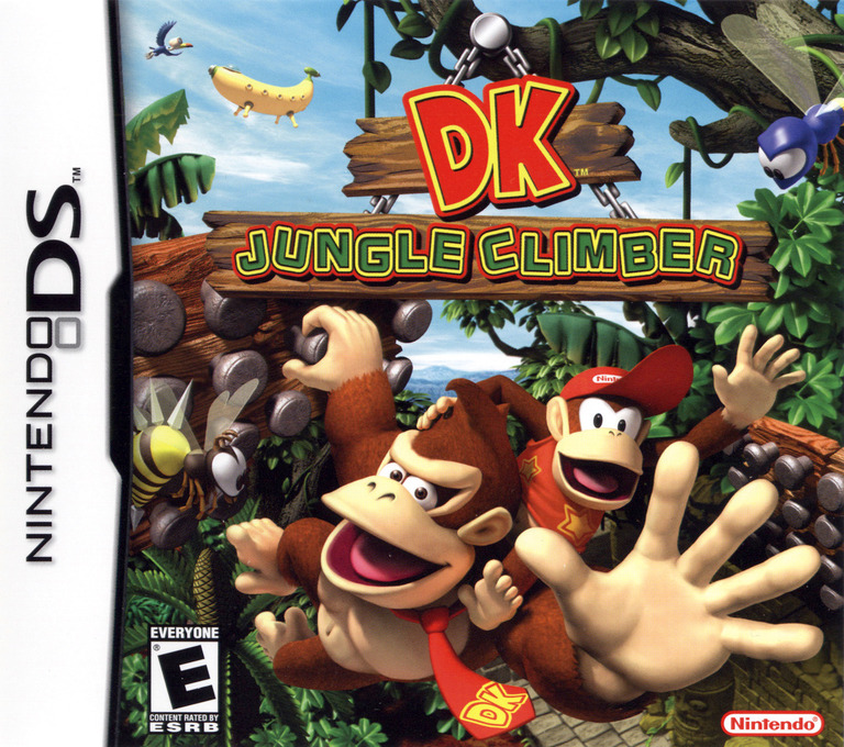 DK - Jungle Climber DS coverHQ (ABUE)