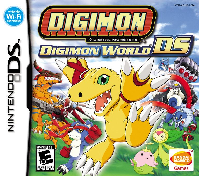 Digimon World DS DS coverHQ (ADNE)