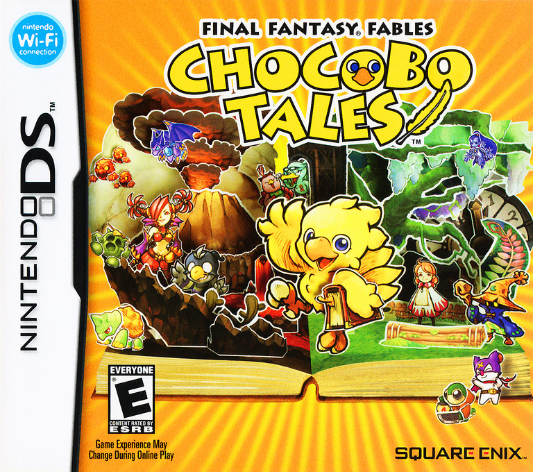 Final Fantasy Fables - Chocobo Tales DS coverHQ (AEHE)