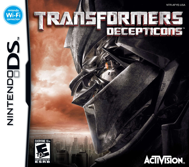 Transformers - Decepticons DS coverHQ (AFYE)
