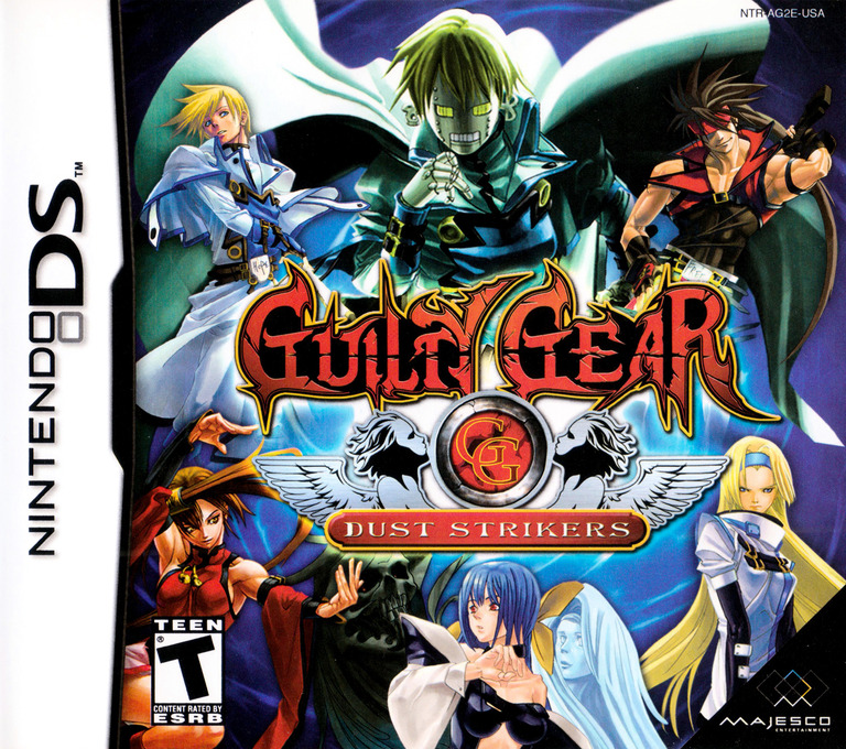 Guilty Gear - Dust Strikers DS coverHQ (AG2E)