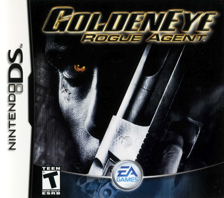 GoldenEye - Rogue Agent DS coverHQ (AGEE)