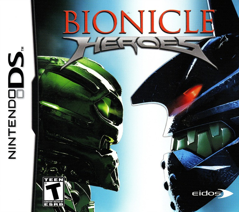Bionicle Heroes DS coverHQ (AH8E)
