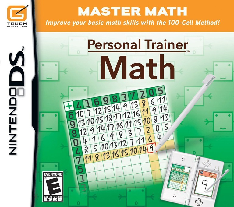 Personal Trainer - Math DS coverHQ (AIZE)