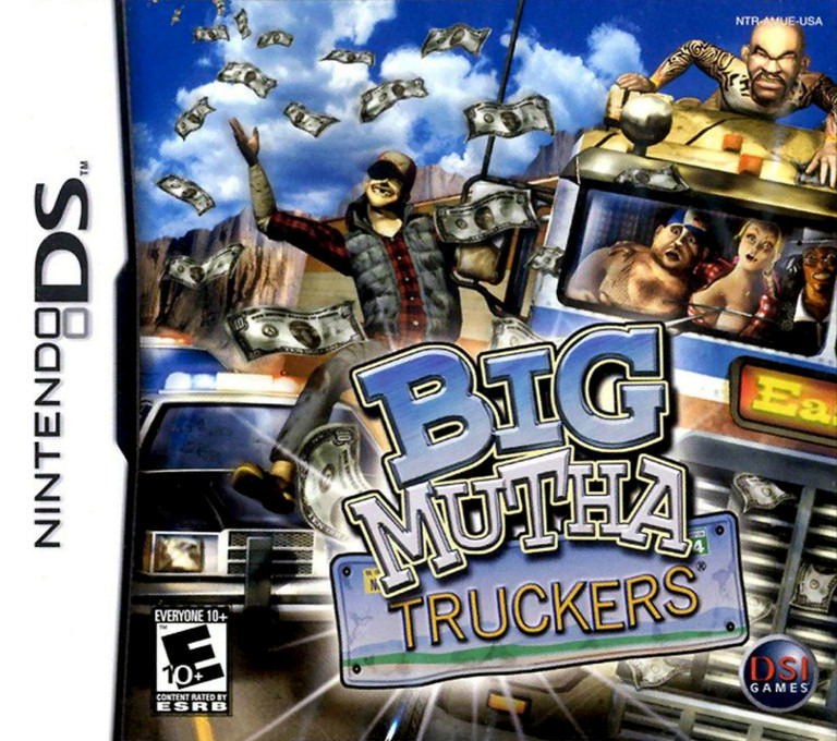 Big Mutha Truckers DS coverHQ (AMUE)
