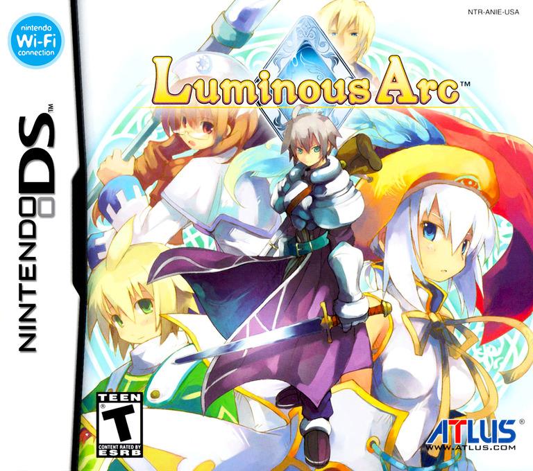 Luminous Arc DS coverHQ (ANIE)