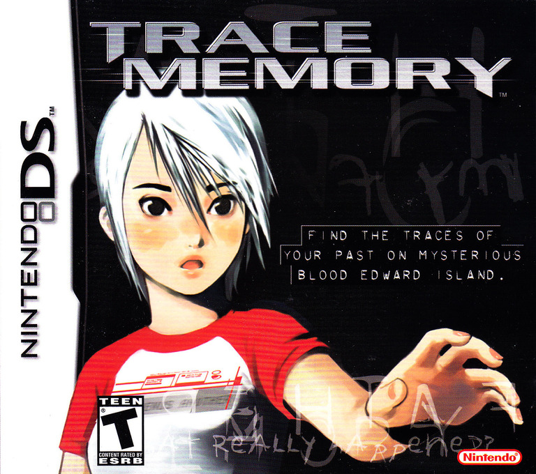 Trace Memory DS coverHQ (ANOE)