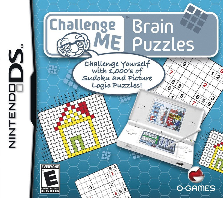 Challenge Me - Brain Puzzles DS coverHQ (ANQE)