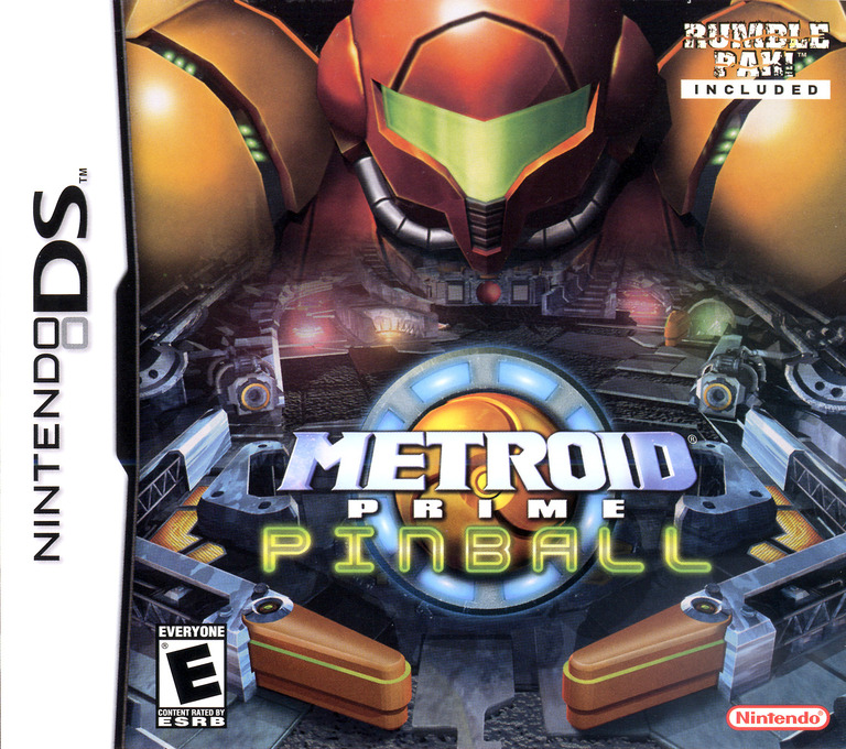 Metroid Prime Pinball DS coverHQ (AP2E)