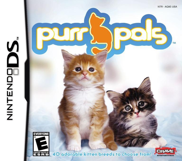 Purr Pals DS coverHQ (AQ9E)