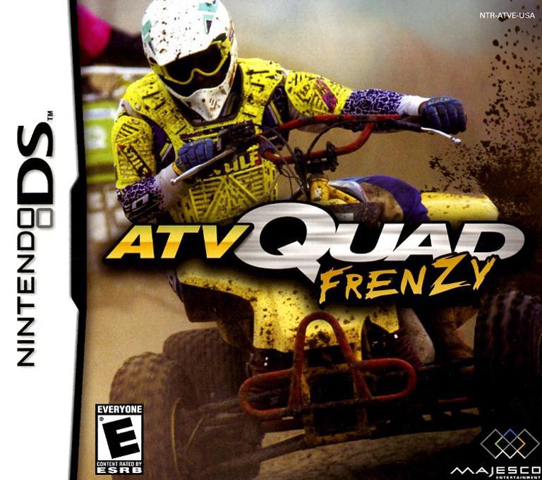 ATV Quad Frenzy DS coverHQ (ATVE)