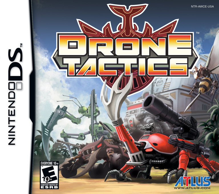 Drone Tactics DS coverHQ (AWCE)