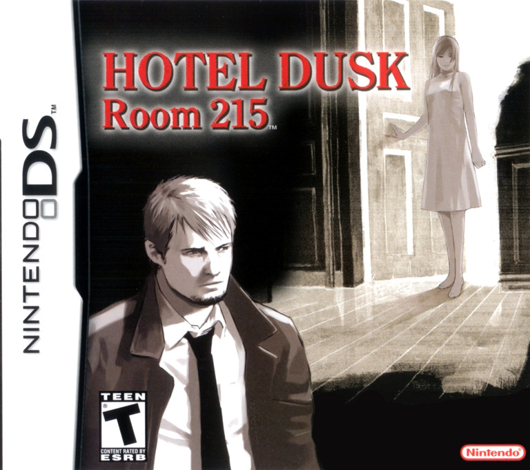 Hotel Dusk - Room 215 DS coverHQ (AWIE)