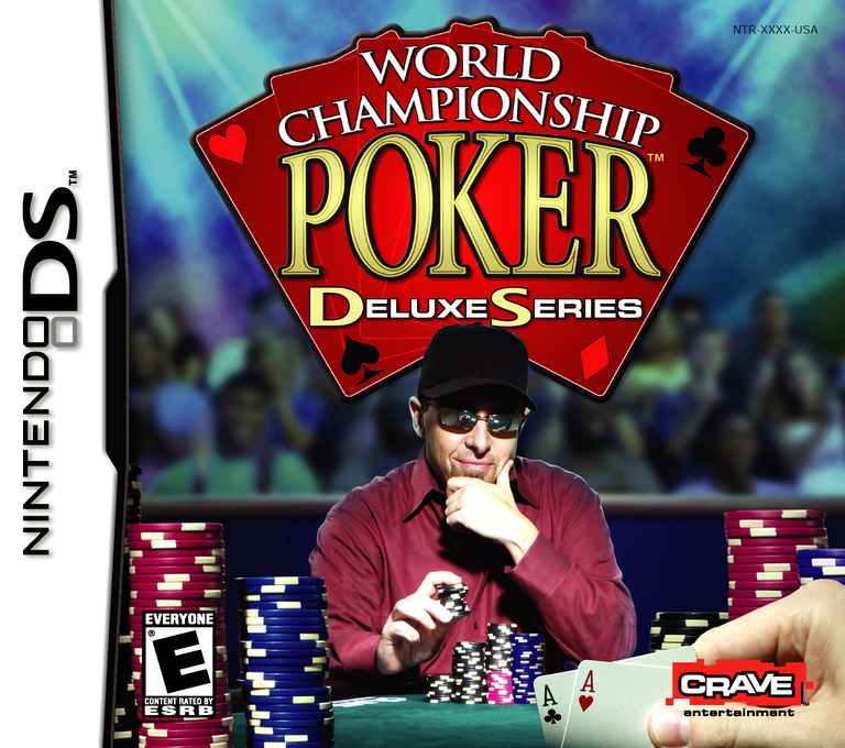 World Championship Poker - Deluxe Series DS coverHQ (AWPE)