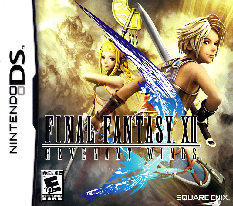 Final Fantasy XII - Revenant Wings DS coverHQ (AXFE)