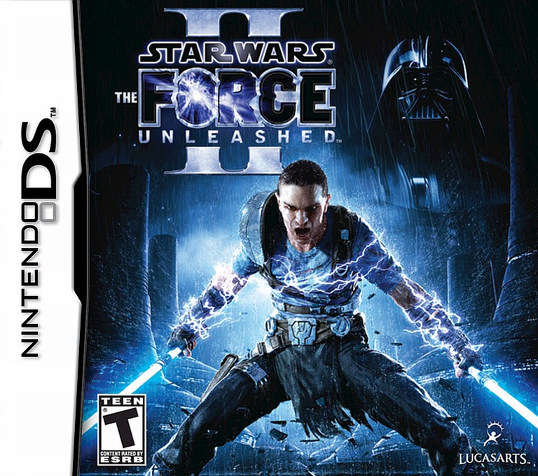 Star Wars - The Force Unleashed II DS coverHQ (B2SE)