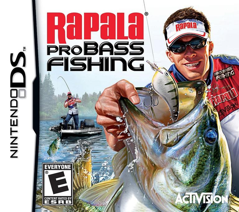 Rapala Pro Bass Fishing DS coverHQ (B4RE)