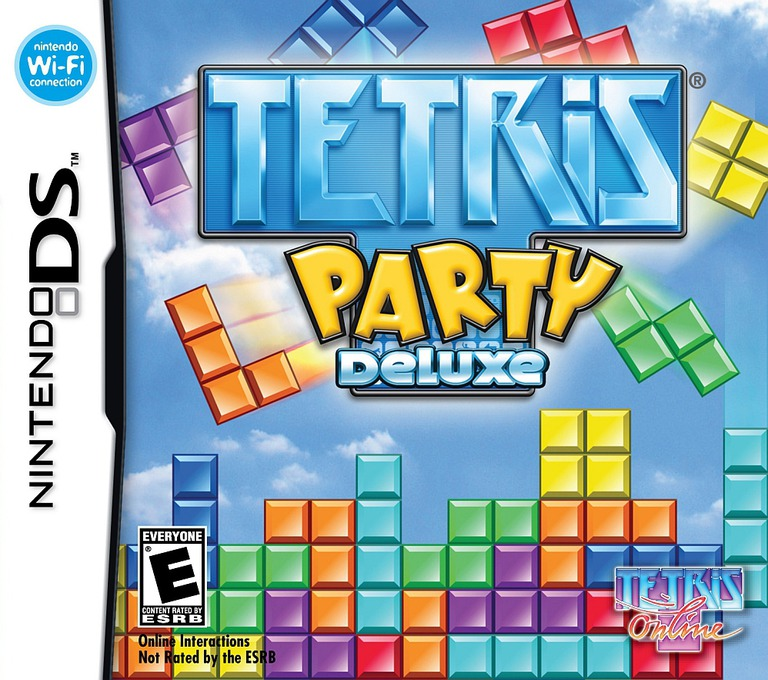 Tetris Party Deluxe DS coverHQ (B4TE)