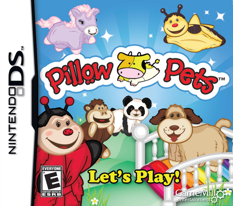 Pillow Pets DS coverHQ (B5HE)