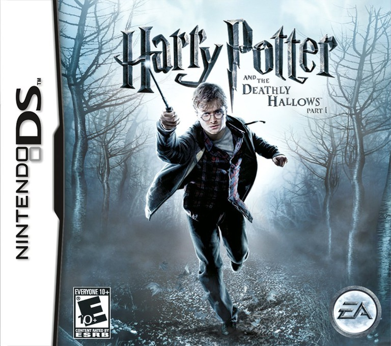Harry Potter and the Deathly Hallows - Part 1 DS coverHQ (B7HE)
