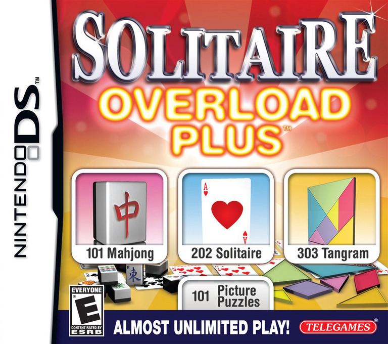 Solitaire Overload Plus DS coverHQ (B7LE)