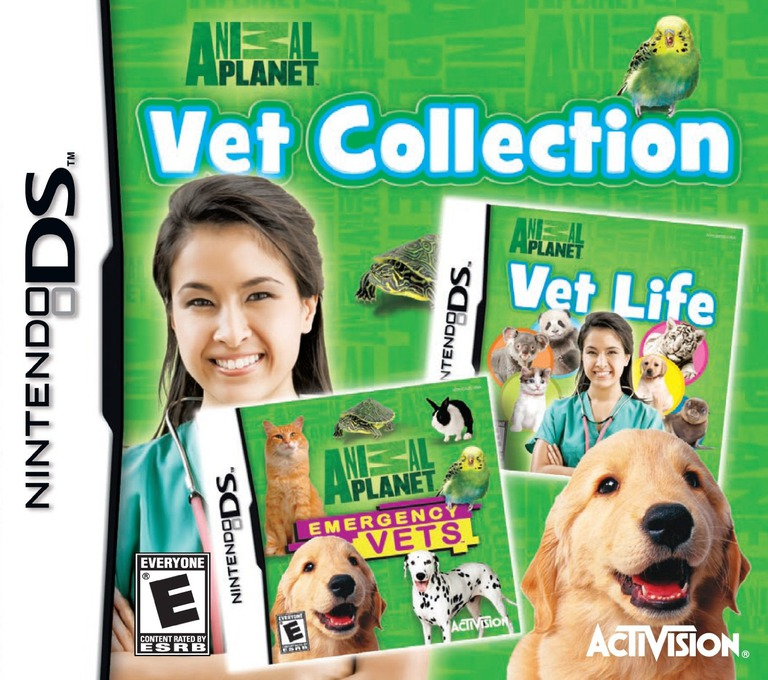 Animal Planet - Vet Collection DS coverHQ (BA2E)