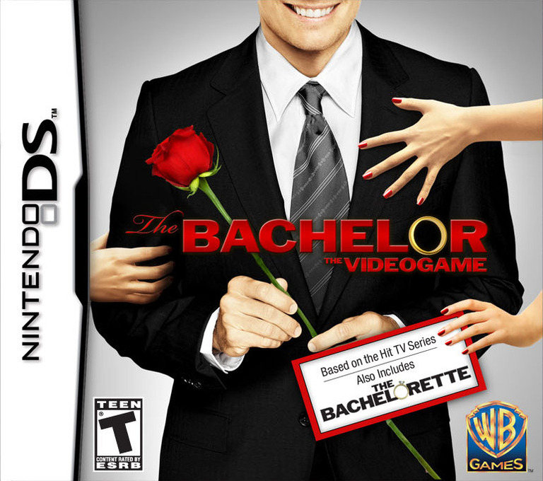 The Bachelor - The Videogame DS coverHQ (BAHE)