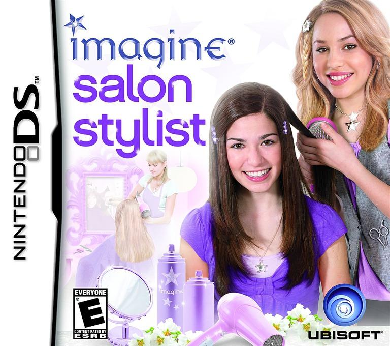 Imagine - Salon Stylist DS coverHQ (BATE)