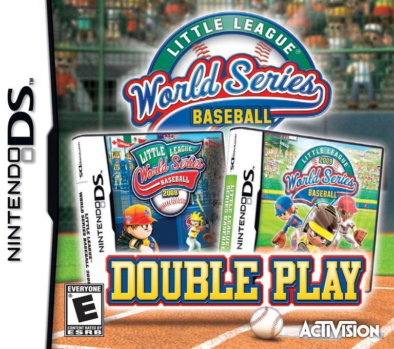 Little League World Series Baseball - Double Play DS coverHQ (BB8E)