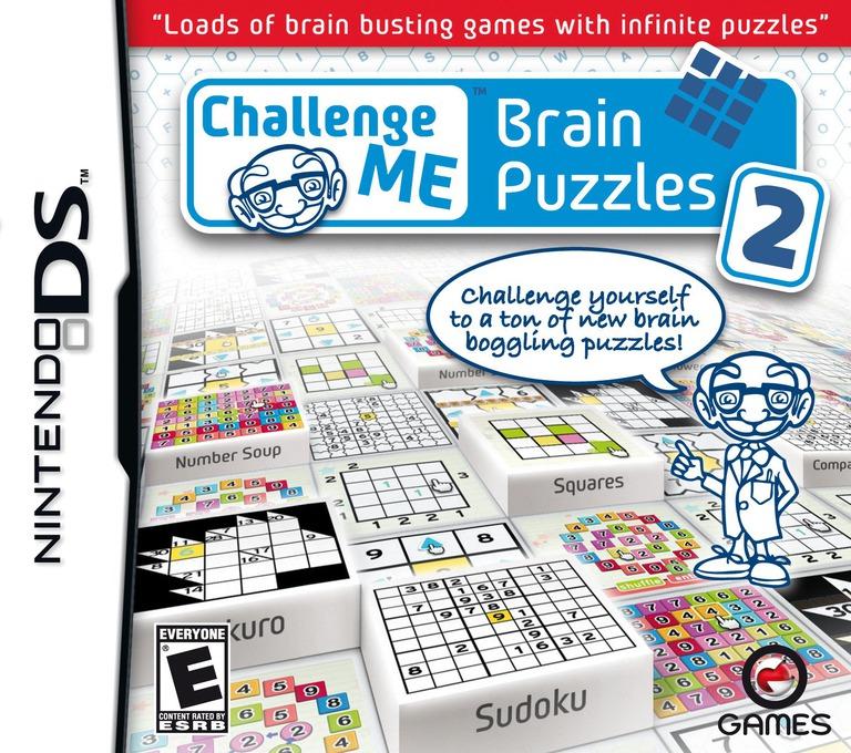 Challenge Me - Brain Puzzles 2 DS coverHQ (BBVE)