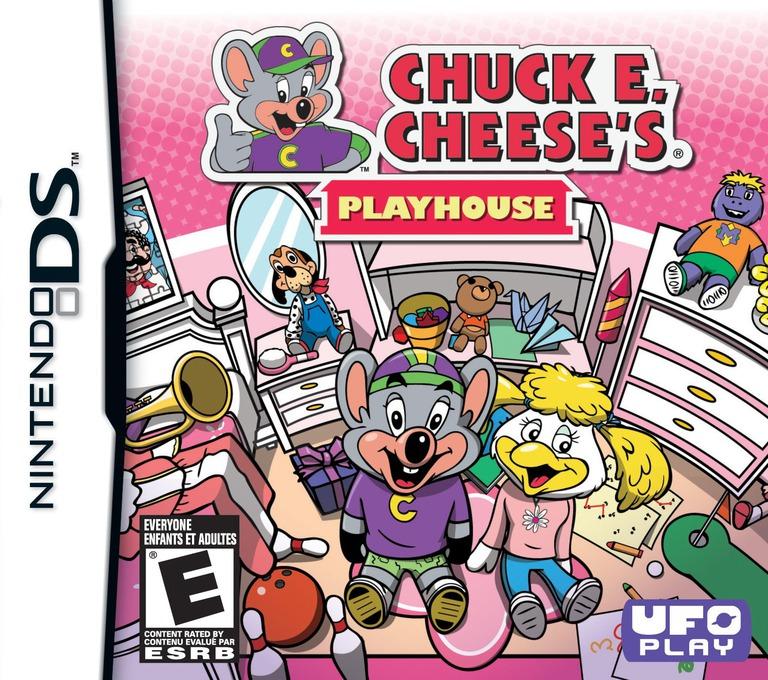 Chuck E. Cheese's Playhouse DS coverHQ (BC7E)