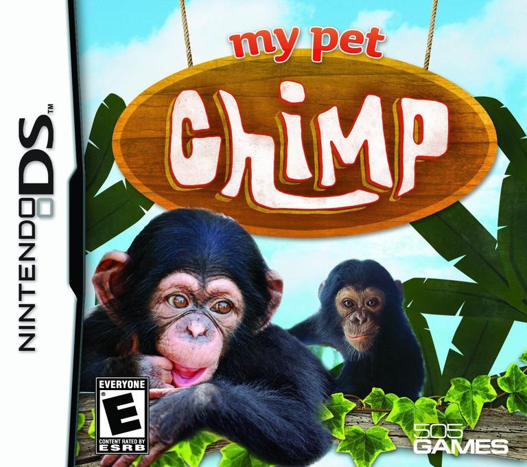 My Pet Chimp DS coverHQ (BCQE)