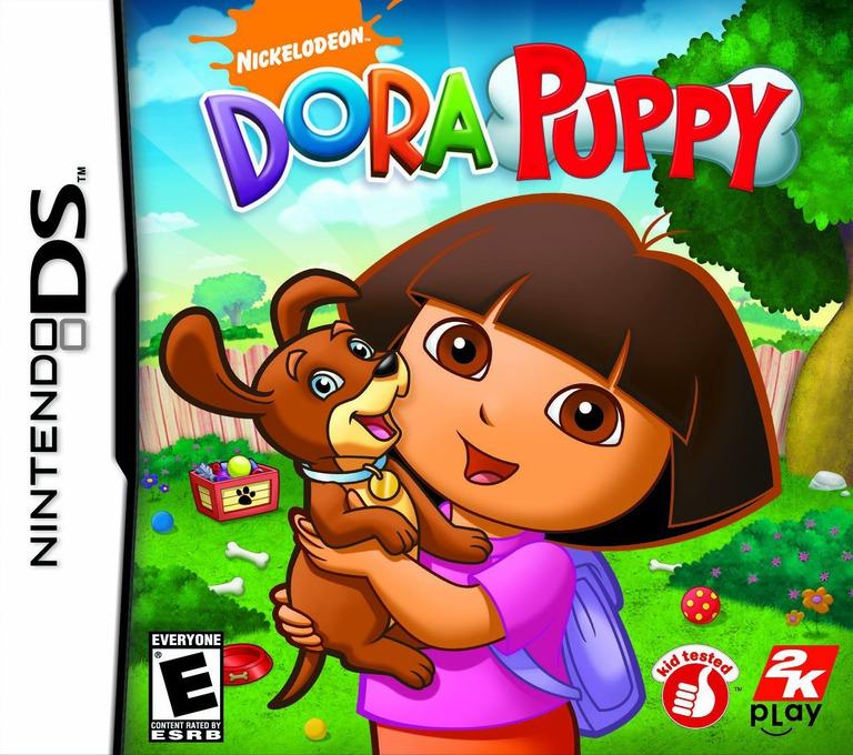 Dora Puppy DS coverHQ (BDPE)