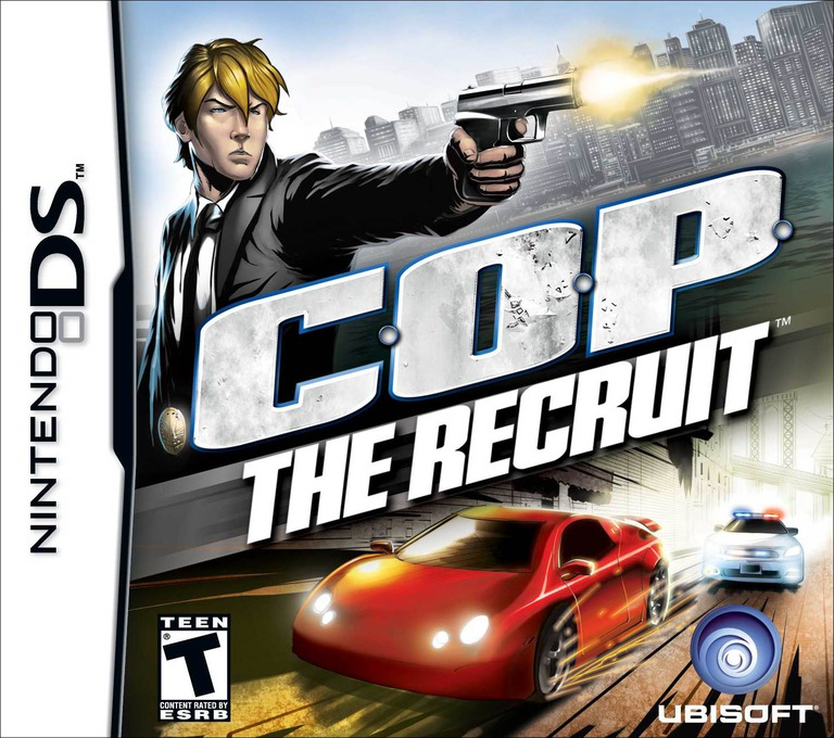 C.O.P. - The Recruit DS coverHQ (BDUE)