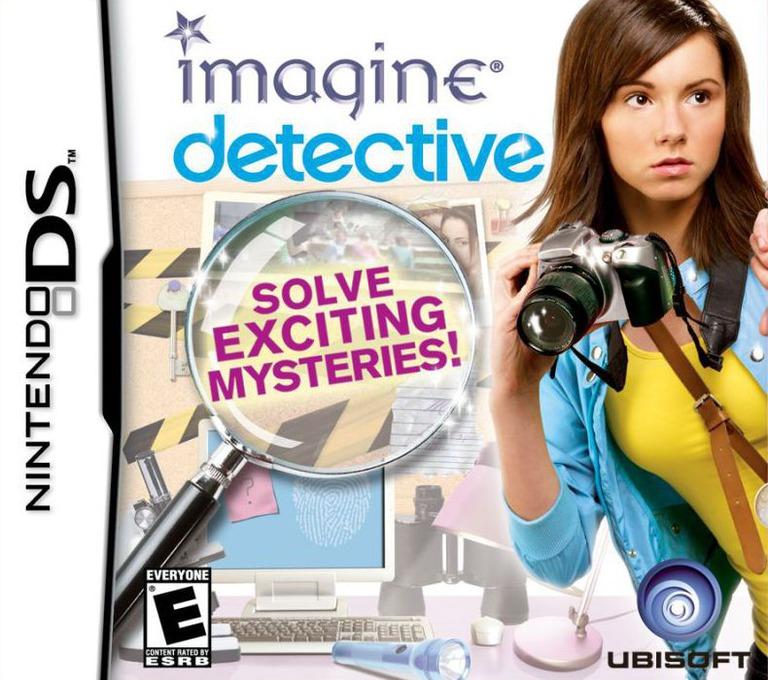 Imagine - Detective DS coverHQ (BDVE)
