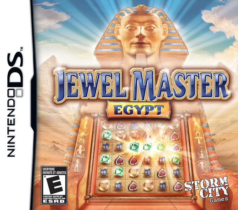 Jewel Master - Egypt DS coverHQ (BEGE)