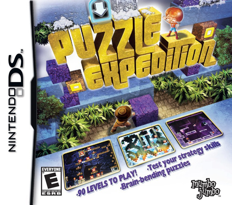 Puzzle Expedition DS coverHQ (BEXE)