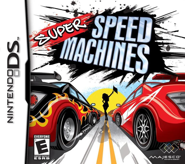 Super Speed Machines DS coverHQ (BG6E)
