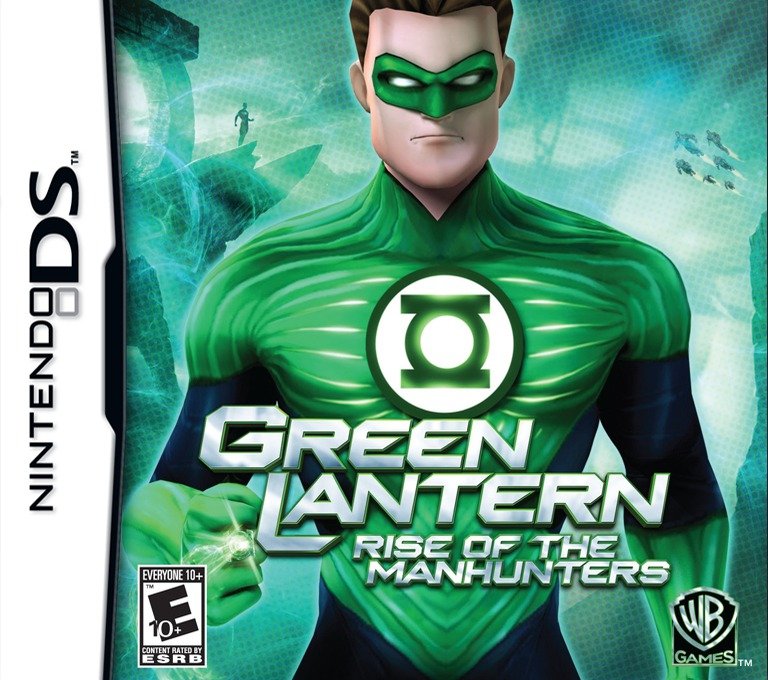 Green Lantern - Rise of the Manhunters DS coverHQ (BGIE)