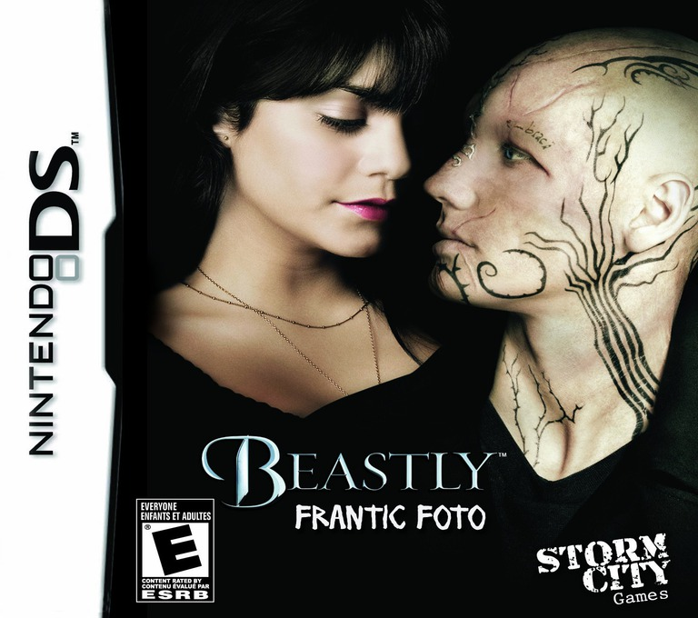 Beastly - Frantic Foto DS coverHQ (BHWE)