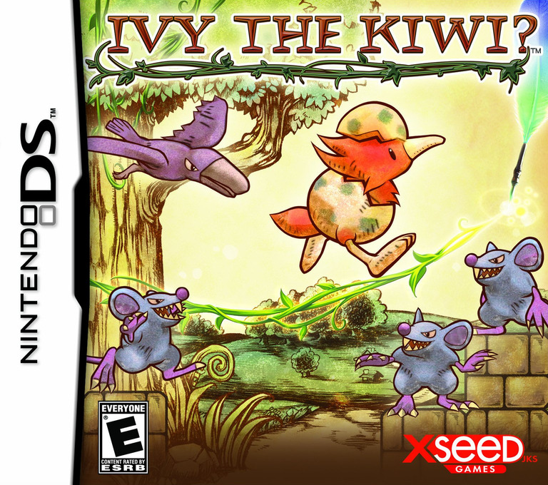 Ivy the Kiwi DS coverHQ (BIVE)