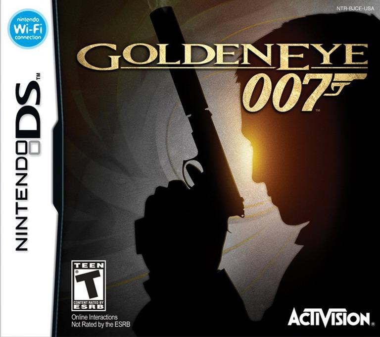 GoldenEye 007 DS coverHQ (BJCE)