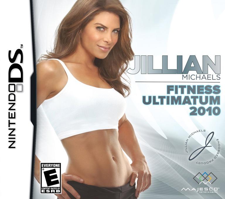 Jillian Michaels Fitness Ultimatum 2010 DS coverHQ (BJLE)