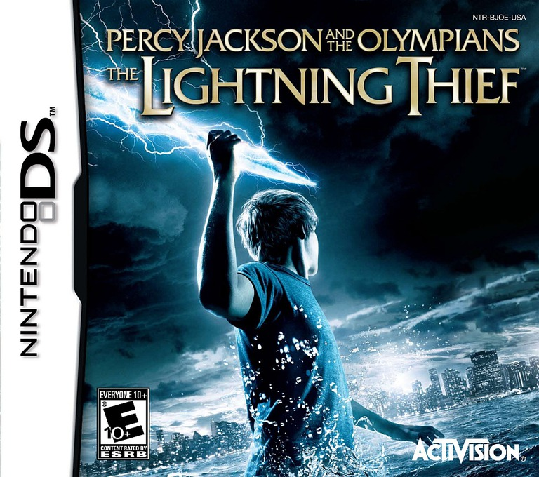 Percy Jackson and the Olympians - The Lightning Thief DS coverHQ (BJOE)