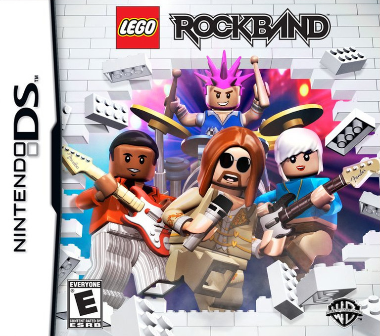 LEGO Rock Band DS coverHQ (BLRE)