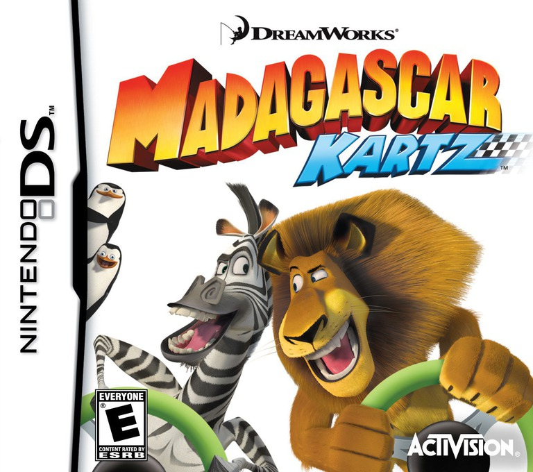 Madagascar Kartz DS coverHQ (BMDE)