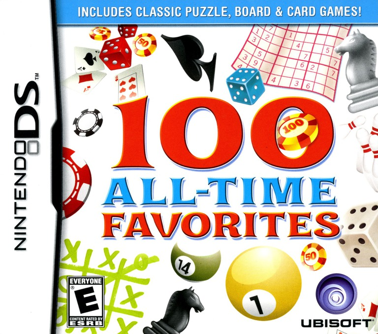 100 All-Time Favorites DS coverHQ (BOZE)