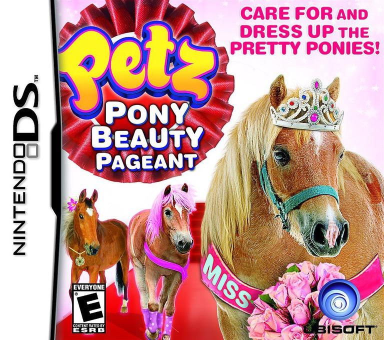 Petz - Pony Beauty Pageant DS coverHQ (BP9E)